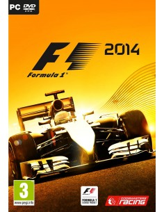 BANDAI NAMCO Entertainment F1 2014 PC Perus Englanti Namco Bandai Games 783917 - 1