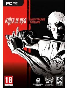 Deep Silver Act Key/killer Is Dead-nightmare Edition Deep Silver 777850 - 1