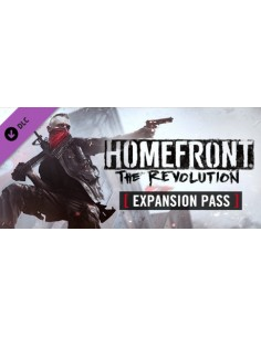 Deep Silver Act Key/homefront:the Revolution-expan P Deep Silver 809099 - 1