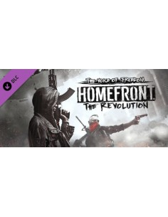 Deep Silver Act Key/hrevolution Thevoice Of Freedom Deep Silver 817795 - 1