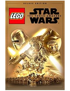 Warner Bros LEGO Star Wars: The Force Awakens - Deluxe Edition PC Englanti Warner 806942 - 1