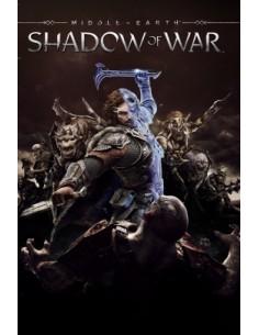 Warner Bros MIDDLE-EARTH: SHADOW OF WAR, PC Perus Englanti Warner 822173 - 1