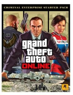 Rockstar Games Grand Theft Auto V - Criminal Enterprise Starter Pack Videopelin ladattava sisältö (DLC) PC Englanti Rockstar Gam