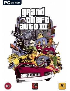 Rockstar Games Act Key/grand Theft Auto Iii Rockstar Games 857642 - 1