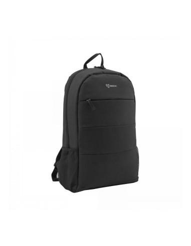 Sbox Toronto Tietokonereppu Backpack Musta 15.6 Sbox NSS-19044 - 1
