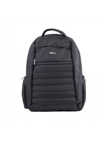 Sbox Texas Tietokonereppu Backpack Musta 17.3 Sbox NSS-19072 - 1