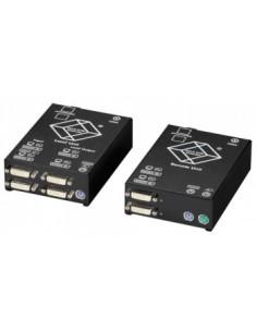 Black Box Blackbox Fibre Extender – Dvi-d, Ps/2 - Sm: 10km, (1) Black Box ACS2028A-R2-SM - 1