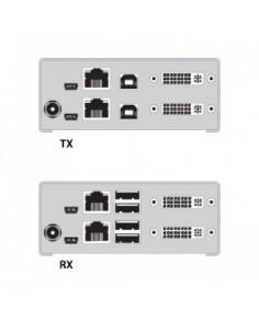 Black Box Blackbox Catx Dkm Compact Extender Kits - 140m, Dual Black Box ACX1K-22-C - 1