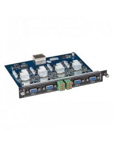 Black Box Blackbox Modular Video Matrix Switcher - Output Card, 4 Black Box AVS-4O-VGA - 1
