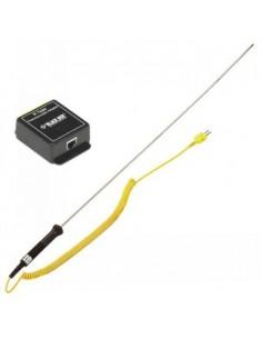 Black Box Blackbox Intelligent Thermocouples - Type K, Kit Black Box EME1TCBK-005 - 1