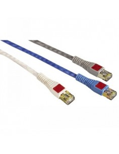 Black Box Blackbox Cat6 Blade Server Patch Cable - White, 1.5m Black Box EVNSL6-80-BS-0005 - 1