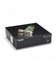 Black Box Blackbox Icompel S Series - Publisher 2u, With Hd Video Black Box ICSS-2U-PU-N-H - 1