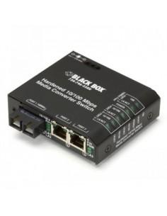 Black Box Blackbox Drx 10-100 Converter H, (2) 10/100 Mbps Rj-45 - Black Box LBH100A-H-SC-24 - 1