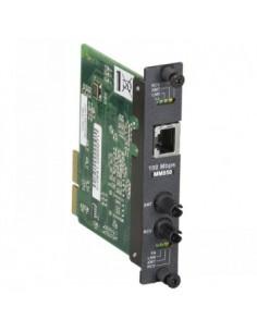Black Box MM 850 SC 300M HI D MED CONVERTER MOD W verkon mediamuunnin Black Box LMC5181C-R3 - 1
