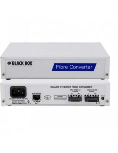 Black Box Blackbox 1000base-sx To 1000base-lx Converter - Black Box LMCU600 - 1
