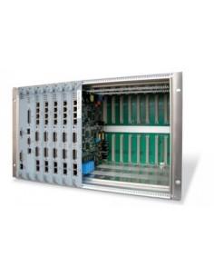 Black Box Blackbox Etherlink Rack Solution - 14 Slot Chassis, Black Box MDS920AE-RMDC-R2 - 1