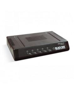 Black Box Blackbox Etherlink Iv - Desktop, 4 Wires, 30mbps, 48 V Black Box MDS964AE-10BT-R2 - 1