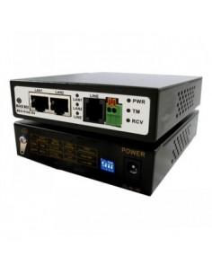 Black Box Blackbox Vdsl2 Mini Modem - Desktop, 2 Wires, 100mbps, Black Box MEG101AE-R4 - 1