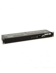 Black Box Blackbox Secure Power Switch Satellite, 8 Ports - S Black Box PSE518SA-EU - 1