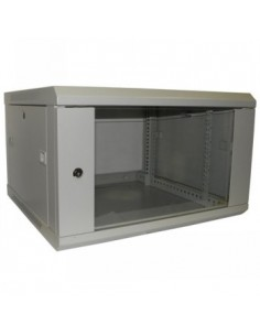 Black Box Blackbox Rak-i.t. Wall Cabinets - 6u, 600(w) X 550(d) M Black Box RKTE66055 - 1
