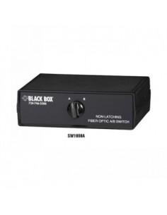 Black Box Blackbox Ultra Secure Multimode A/b Switch - Latching, Black Box SW1008A - 1