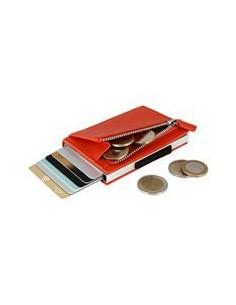 OÌ gon Designs ögon Cascade Zipper With Pocket For Coin ögon Designs CZ-ORANGE - 1