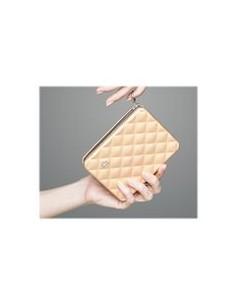 OÌ gon Designs ögon Quilted Passport Wallet Rose Gold ögon Designs QP_ROSEGOLD - 1