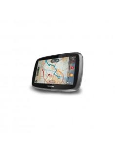 """TomTom GO Professional 520 navigaattori 12,7 cm (5"""") Kosketusnäyttö Kiinteä Musta, Harmaa Tomtom 1PN5.002.07 - 1"""