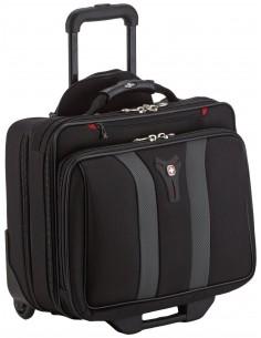 """Wenger/SwissGear 600659 laukku kannettavalle tietokoneelle 43.2 cm (17"""") Tietokonelaukku pyörillä Musta Wenger Sa 600659 - 1"""