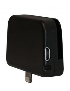 ID TECH iMag Pro II magneettikortinlukija Lightning Musta Id Tech IDMR-AL30133 - 1