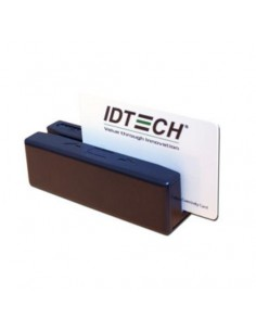 ID TECH SecureMag magneettikortinlukija USB Musta Id Tech IDRE-335133B - 1