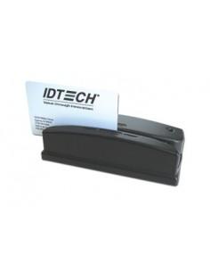ID TECH Omni magneettikortinlukija USB / PS/2 Musta Id Tech WCR3237-533UC - 1