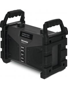 TechniSat DIGITRADIO 230 OD Portable Analog & digital Black Technisat 0002/3907 - 1