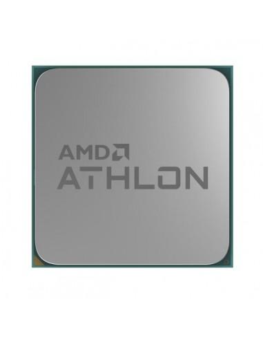 AMD Athlon 220GE suoritin 3.4 GHz 4 MB L3 Laatikko Amd YD220GC6FBMPK - 1