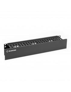 "Black Box Blackbox 19"" Horizontal/vertical Cable Manager Black Box RM091 - 1"