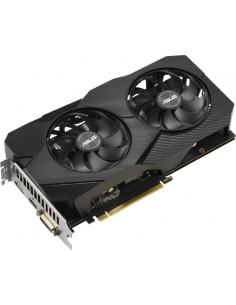 ASUS Dual -GTX1660-O6G EVO NVIDIA GeForce GTX 1660 6 GB GDDR6 Asustek 90YV0D13-M0NA00 - 1