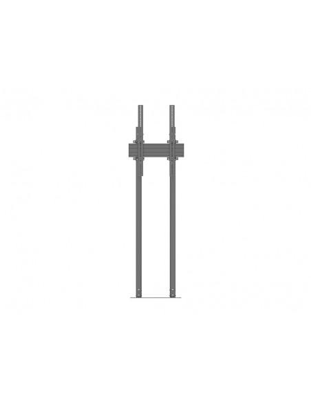 """Multibrackets 8953 kyltin näyttökiinnike 2.29 m (90"""") Musta Multibrackets 7350073738953 - 2"""