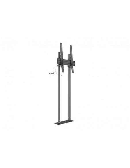 "Multibrackets M Dual Pole Floormount Pro 65""-90"" Multibrackets 7350073738953 - 9"