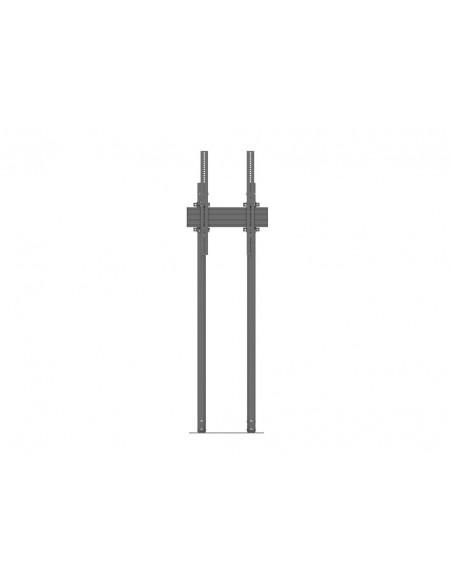 """Multibrackets 8977 kyltin näyttökiinnike 2.29 m (90"""") Musta Multibrackets 7350073738977 - 2"""