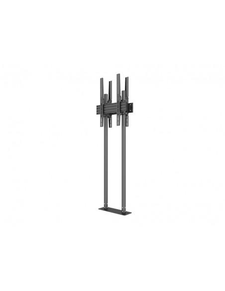 """Multibrackets 8977 kyltin näyttökiinnike 2.29 m (90"""") Musta Multibrackets 7350073738977 - 3"""