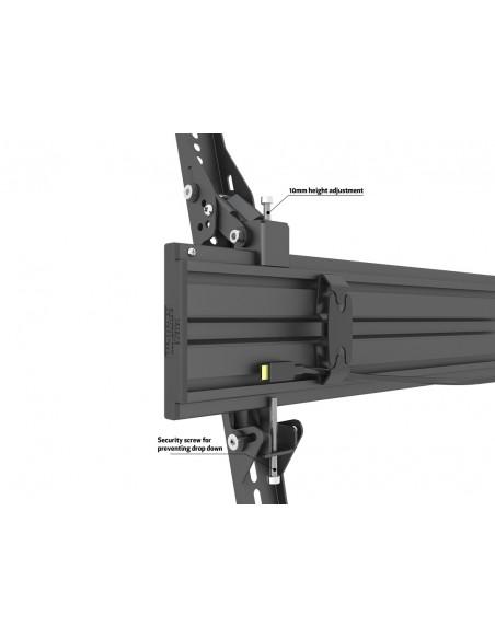 """Multibrackets 8977 kyltin näyttökiinnike 2.29 m (90"""") Musta Multibrackets 7350073738977 - 13"""