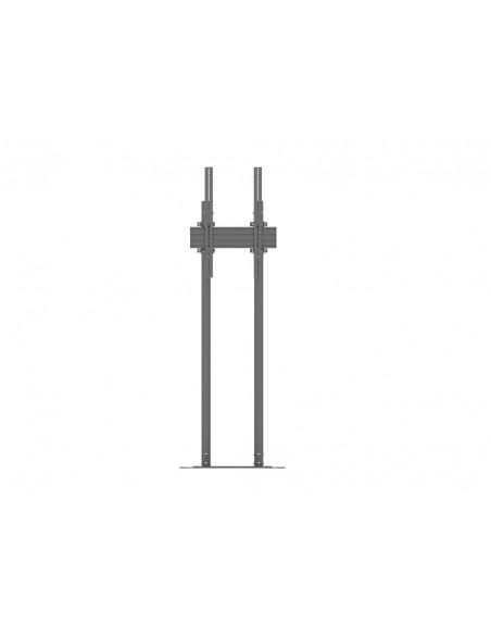 """Multibrackets 8984 kyltin näyttökiinnike 2.29 m (90"""") Musta Multibrackets 7350073738984 - 2"""