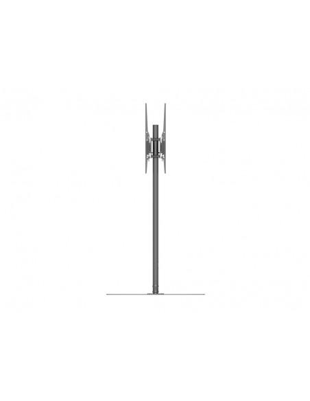 "Multibrackets M Dual Pole Floorbase Pro B2B 65""-90"" Multibrackets 7350073738984 - 4"