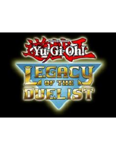 Konami Yu-Gi-Oh! Legacy of the Duelist PC Perus Monikielinen Konami 860131 - 1