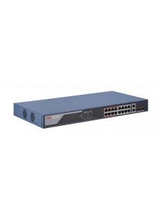 Hikvision Digital Technology DS-3E1318P-EI videokytkin Hikvision DS-3E1318P-EI - 1