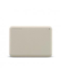 Toshiba Canvio Advance 2tb White Toshiba HDTCA20EW3AA - 1