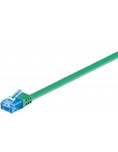 Goobay CAT6a U/UTP 3m verkkokaapeli (UTP) Vihreä Goobay 96330 - 1