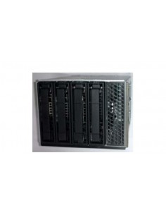"""Intel AUP4X35S3HSDK asemapaikkaan asennettava paneeli 8.89 cm (3.5"""") Liitinpaneeli Musta, Ruostumaton teräs Intel AUP4X35S3HSDK"""