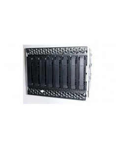 """Intel AUP8X25S3NVDK asemapaikkaan asennettava paneeli 2.5"""" Liitinpaneeli Musta, Ruostumaton teräs Intel AUP8X25S3NVDK - 1"""
