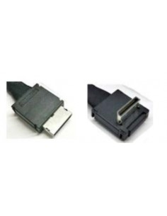 Intel AXXCBL530CVCR cable gender changer OCuLink SFF-8611 Musta Intel AXXCBL530CVCR - 1